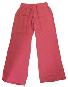 Lilly Pulitzer Wide Leg Pants Pink