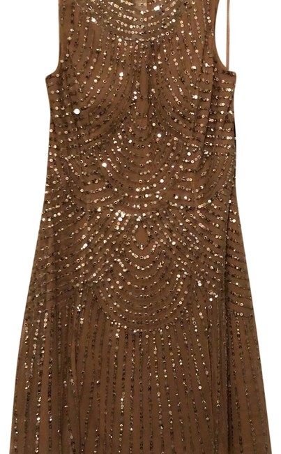 Preload https://img-static.tradesy.com/item/23178390/aidan-mattox-nude-silver-beaded-short-cocktail-dress-size-10-m-0-1-650-650.jpg
