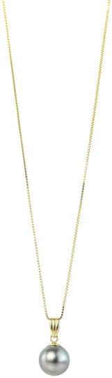 Preload https://img-static.tradesy.com/item/23178391/-gold-round-black-necklace-0-1-540-540.jpg