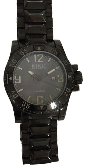 Preload https://img-static.tradesy.com/item/23178418/invicta-black-excursion-quartz-case-with-tone-stainless-steel-band-model-90055-watch-0-1-540-540.jpg