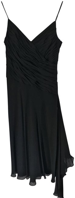 Preload https://img-static.tradesy.com/item/23178570/carmen-marc-valvo-black-mid-length-cocktail-dress-size-4-s-0-1-650-650.jpg