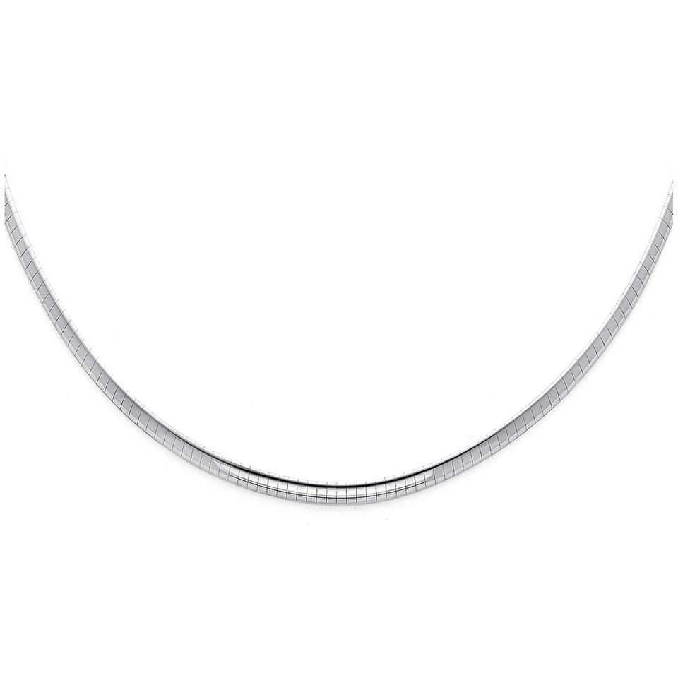 necklace v silver width chain p rhodium omega sterling round jewelryaffairs plated inch