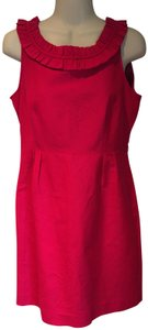 Kate Spade short dress pink Office Work Night Out Cotton on Tradesy
