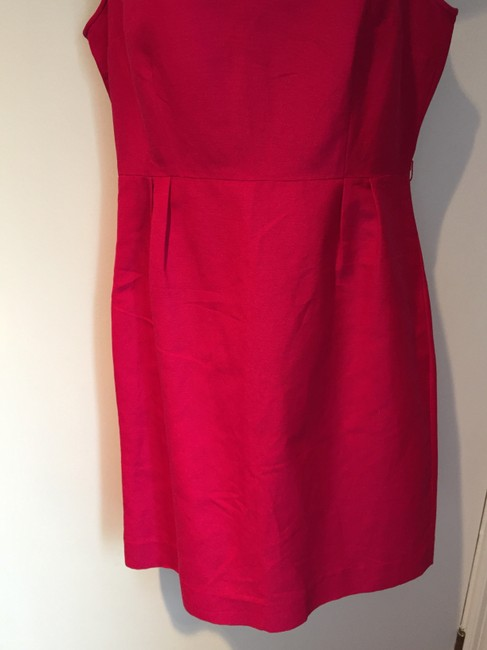 Kate Spade short dress pink Office Work Night Out Cotton on Tradesy Image 3