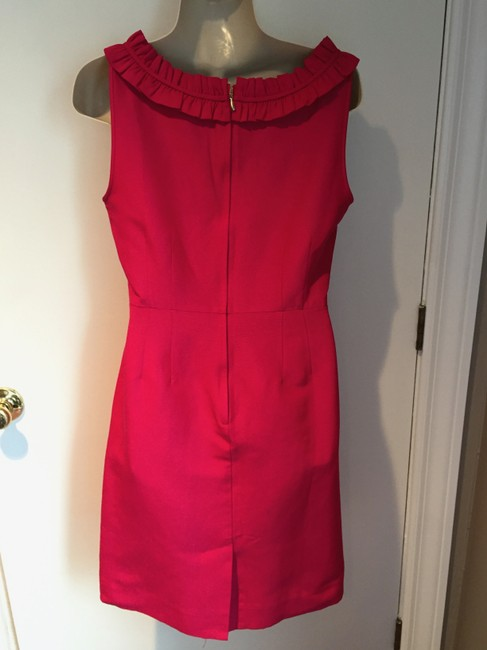 Kate Spade short dress pink Office Work Night Out Cotton on Tradesy Image 5