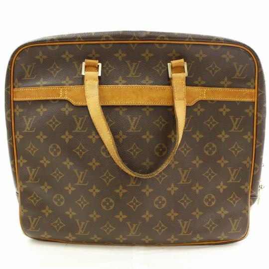 Louis Vuitton Pegase Attache Briefcase Voyage Document Laptop Bag Image 5