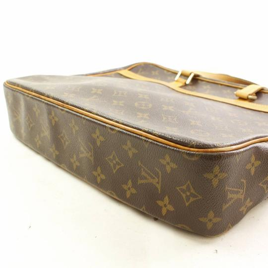 Louis Vuitton Pegase Attache Briefcase Voyage Document Laptop Bag Image 6