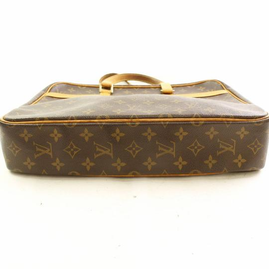 Louis Vuitton Pegase Attache Briefcase Voyage Document Laptop Bag Image 8