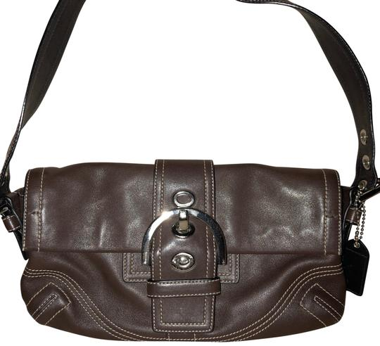 Preload https://img-static.tradesy.com/item/23178842/coach-small-purse-brown-leather-with-silver-hardware-hobo-bag-0-1-540-540.jpg