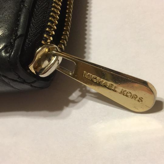 Michael Kors quilted zippered Image 4