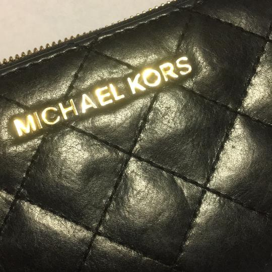 Michael Kors quilted zippered Image 6