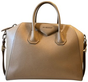 Givenchy Satchel in light beige