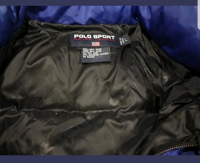 Polo Sport Down Puffer Coat Image 3