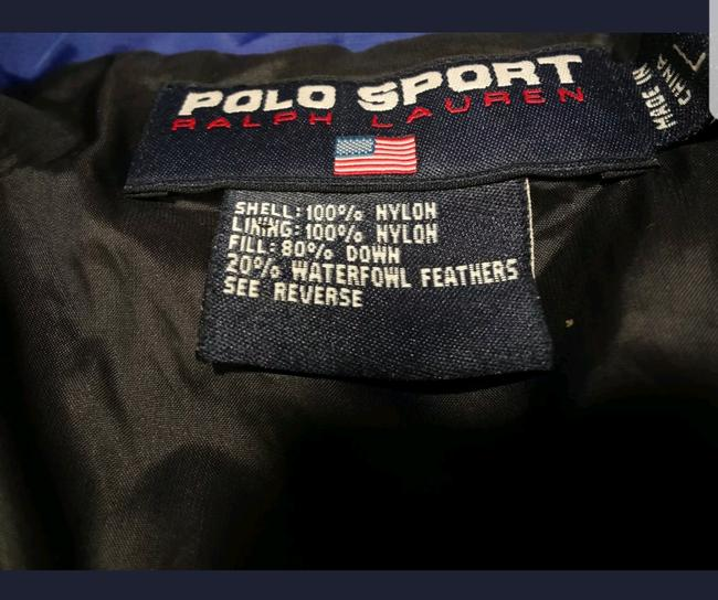Polo Sport Down Puffer Coat Image 5