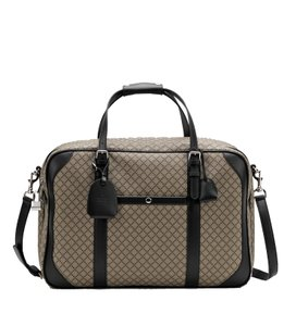 Gucci Luggage Suitcase Beige Travel Bag
