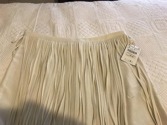 Zara Skirt Off White Image 1