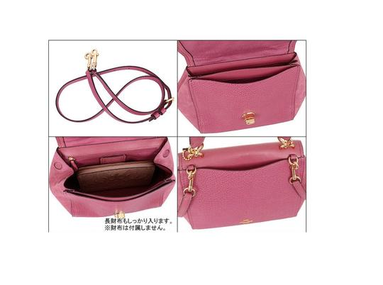 Coach Satchel in pink Image 6