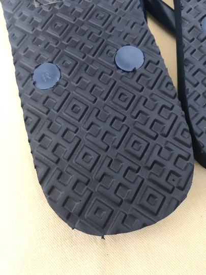 Tory Burch Navy Sandals Image 10