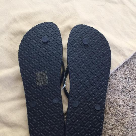 Tory Burch Navy Sandals Image 11
