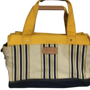 Tommy Hilfiger Satchel in yellow, tan