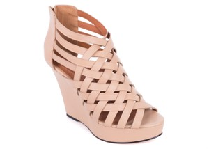 Givenchy Nude Wedges