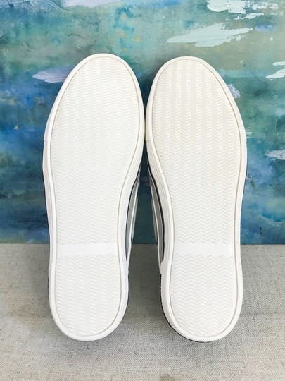 Unlisted by Kenneth Cole Anchor Shot Boat Men's 8m Grey White Athletic Image 5