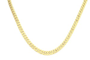 other Hollow 10K Miami Cuban Link Chain 6mm for Men
