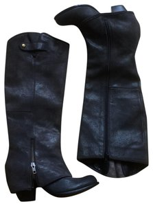 Fergie navy Boots