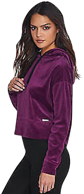Preload https://img-static.tradesy.com/item/23180721/calvin-klein-eggplant-purple-performance-cropped-velour-style-no-pfst2771-sweatshirthoodie-size-12-l-0-3-650-650.jpg