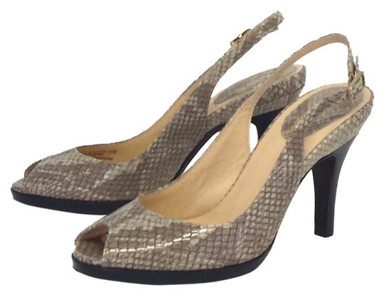 Preload https://item3.tradesy.com/images/cole-haan-snake-print-leather-peep-toe-slingback-pumps-size-us-55-2318087-0-0.jpg?width=440&height=440