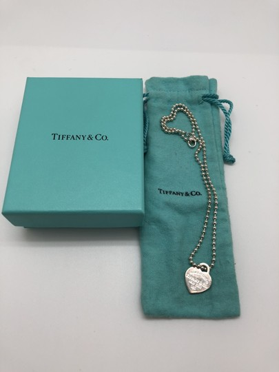 Tiffany & Co. Tiffany & Co Sterling Silver Letter