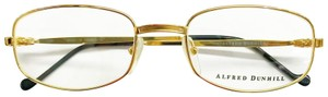 Alfred Dunhill Alfred Dunhill Gold Frame Glasses