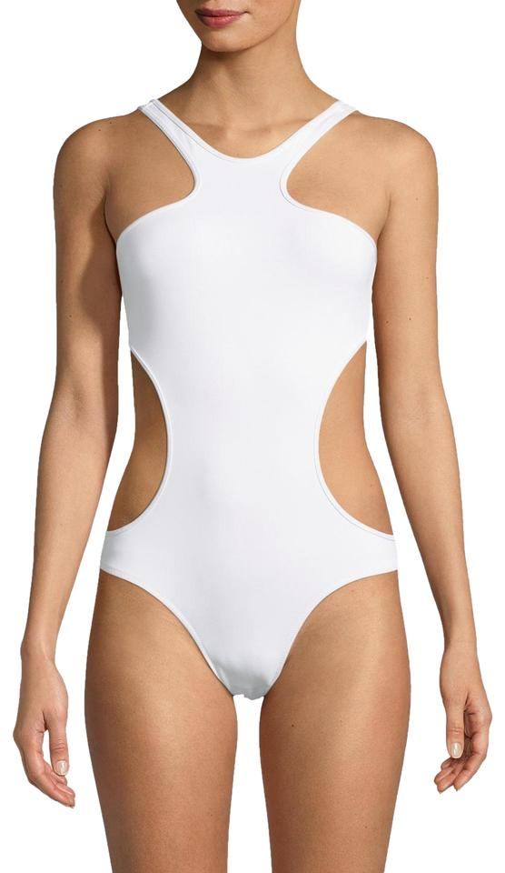 8a5f5a6606 Melissa Odabash Melissa Odabash Ibiza Cut-Out One Piece Swimsuit Image 0 ...