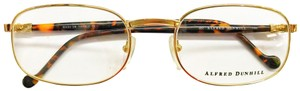 Alfred Dunhill Alfred Dunhill Gold and Tortoiseshell Frame Glasses