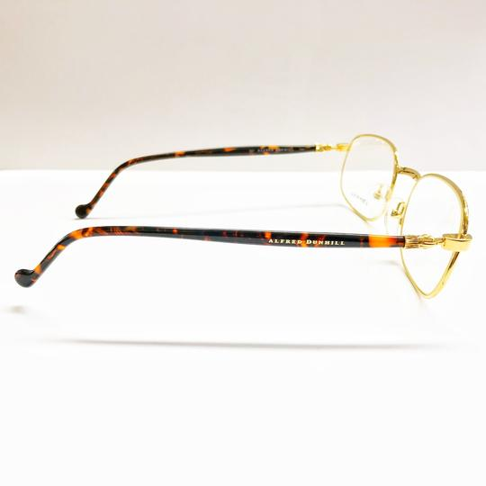 Alfred Dunhill Alfred Dunhill Gold and Tortoiseshell Frame Glasses Image 2