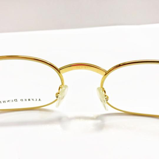 Alfred Dunhill Alfred Dunhill Gold and Tortoiseshell Frame Glasses Image 5