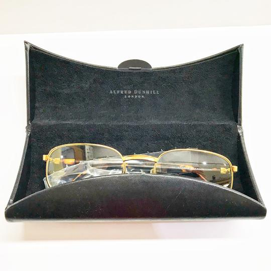Alfred Dunhill Alfred Dunhill Gold and Tortoiseshell Frame Glasses Image 7