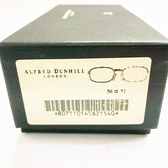Alfred Dunhill Alfred Dunhill Gold and Tortoiseshell Frame Glasses Image 9