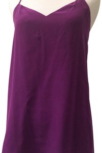 Cut25 Top purple