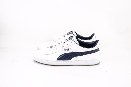 Puma * Blue/White Classic Sneakers Blue/White Shoes Image 2