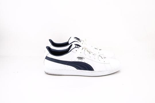 Puma * Blue/White Classic Sneakers Blue/White Shoes Image 3
