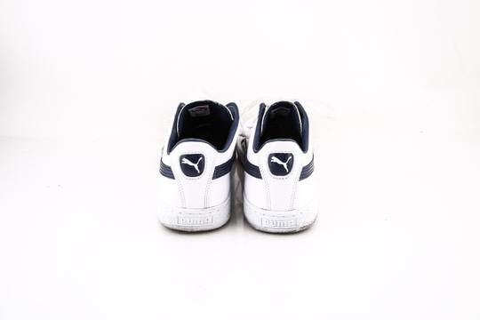 Puma * Blue/White Classic Sneakers Blue/White Shoes Image 4
