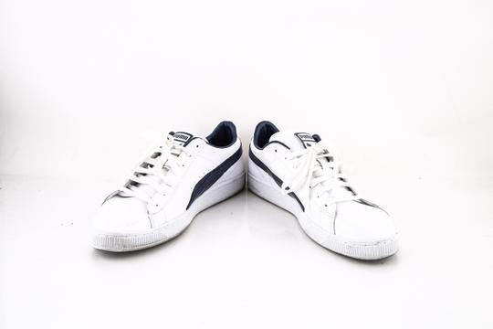 Puma * Blue/White Classic Sneakers Blue/White Shoes Image 5