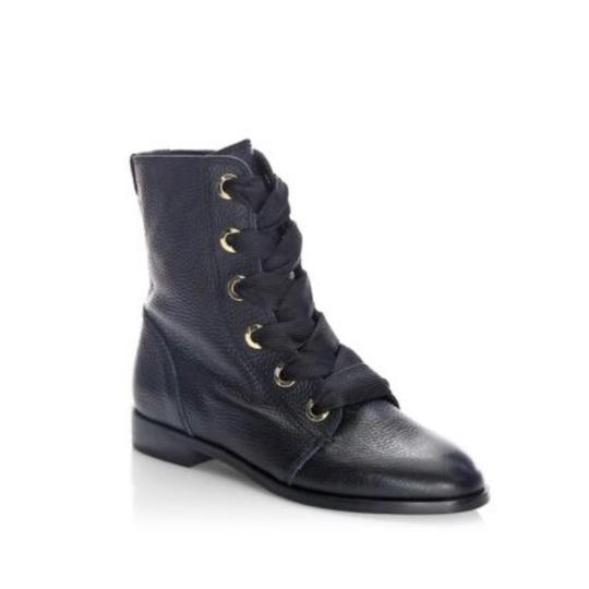 Preload https://img-static.tradesy.com/item/23182408/kate-spade-black-raquel-leather-lace-up-bootsbooties-size-us-75-regular-m-b-0-0-540-540.jpg
