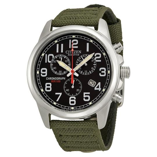 Preload https://img-static.tradesy.com/item/23182416/citizen-black-green-eco-drive-chronograph-dial-men-s-canvas-watch-0-0-540-540.jpg