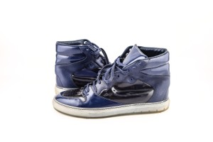 Balenciaga * Blue Patent Sneakers Shoes