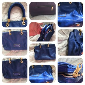 Marc by Marc Jacobs Too Hot To Handle Satchel in Blue