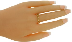 LeVian Levian Women's stackable diamond band ring In 14k yellow Gold