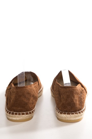 Gucci Brown Flats Image 3