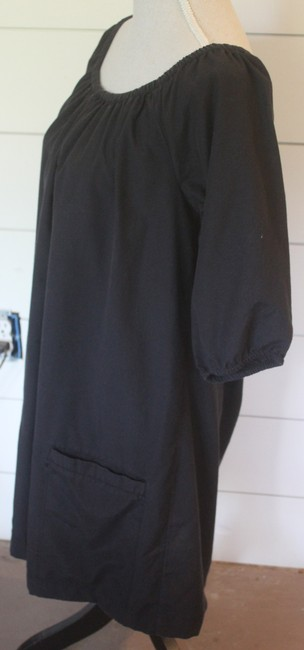 Anthropologie short dress black Pockets With Pockets on Tradesy Image 1